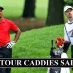 PGA Tour Caddies Salaries
