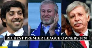 Richest Premier League Owners