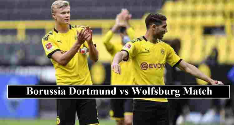 Borussia Dortmund Wolfsburg Stream
