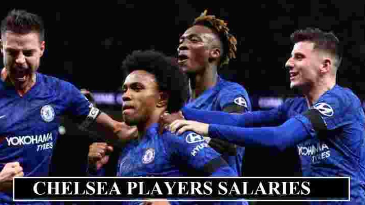 Chelsea Players Salaries 2020 21 Weekly Wages Revealed
