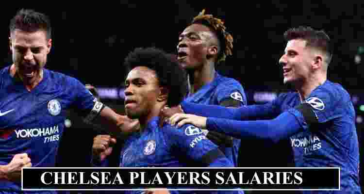 Chelsea Players Salaries