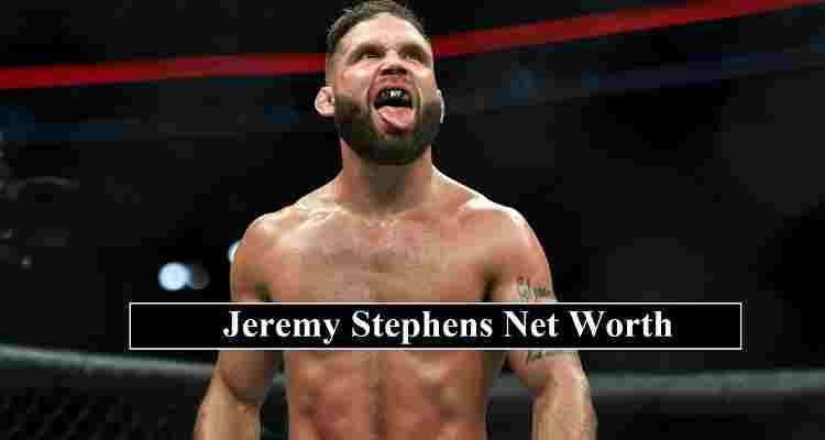 Jeremy Stephens Net Worth