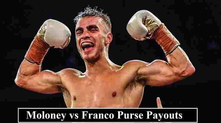 Moloney Franco Purse Payouts