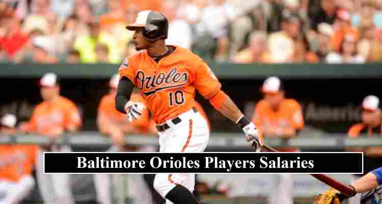 Baltimore Orioles Players Salaries