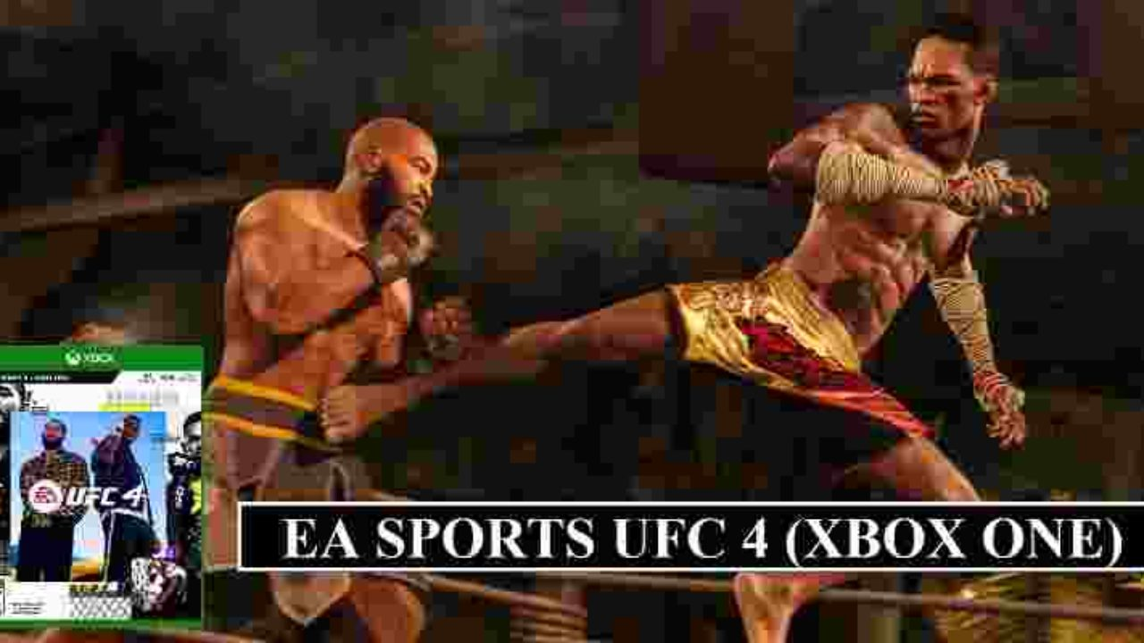 Ea Sports Ufc 4 Release Date Xbox One Ps4 14 August 2020