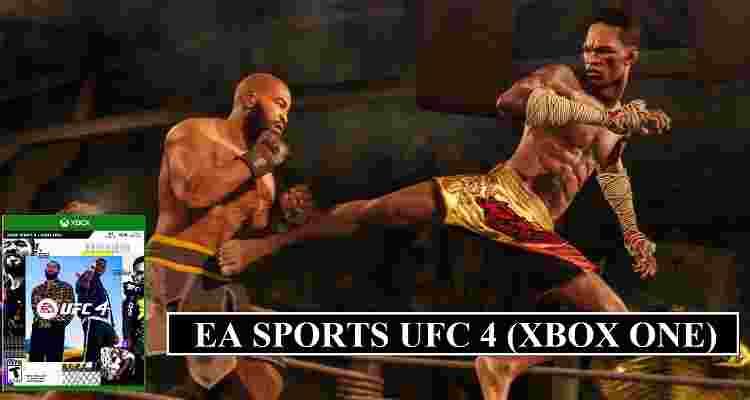 UFC 4 Release Date