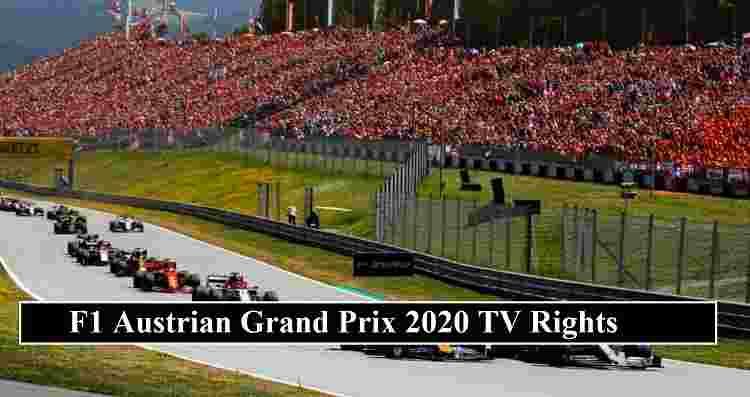Austrian Grand Prix Stream