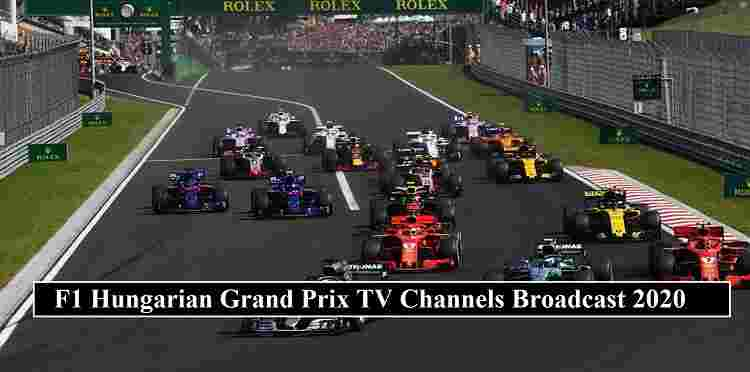 Hungarian Grand Prix Stream