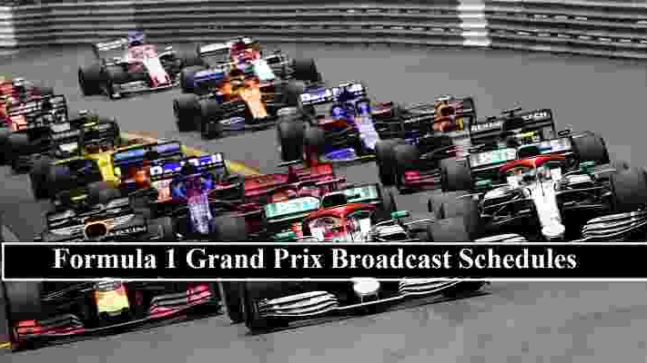 F1 Eifel Grand Prix Live Stream Nurburgring Free Tv Channels