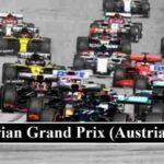 Styrian Grand Prix Stream