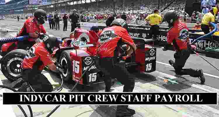 IndyCar Pit Crew Salaries