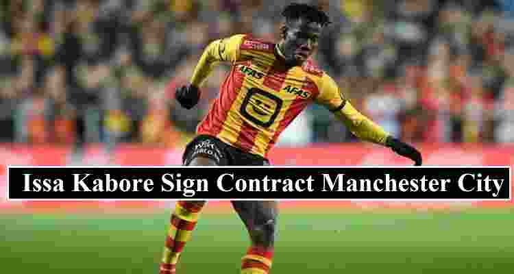 Issa Kabore Contract Manchester City