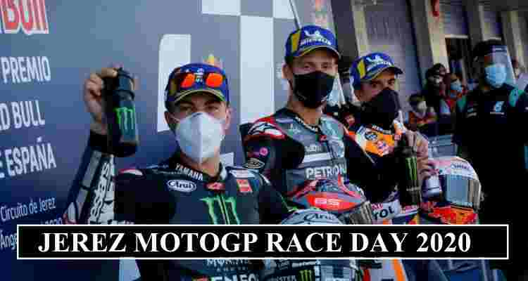 Jerez MotoGP Highlights
