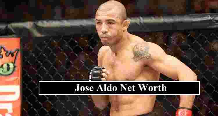 Jose Aldo Net Worth