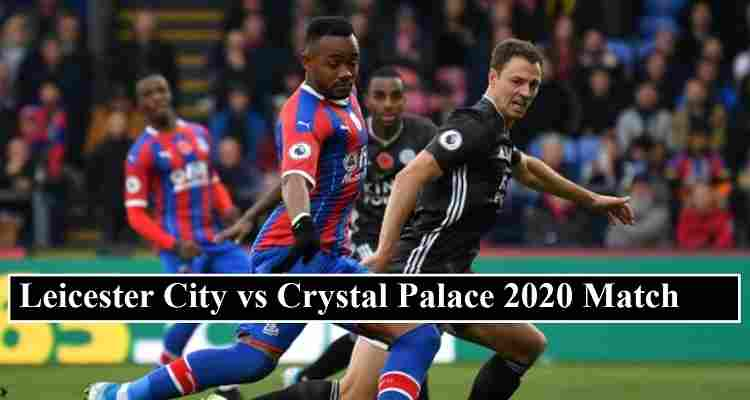 Leicester Crystal Palace stream channels