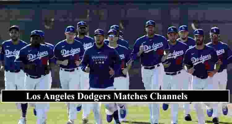Los Angeles Dodgers Stream
