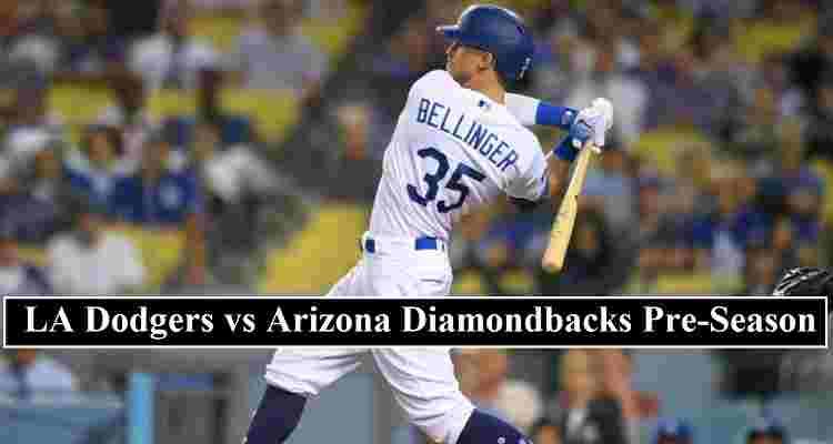 Dodgers Diamondbacks Stream