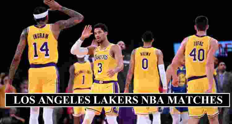 Los Angeles Lakers Stream