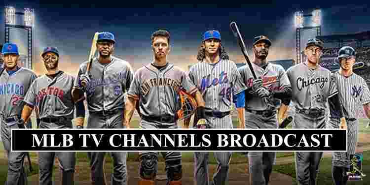 MLB Stream Channels