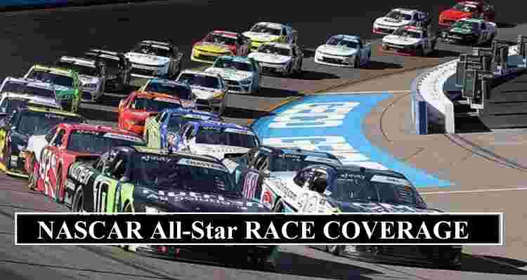 NASCAR all star race stream