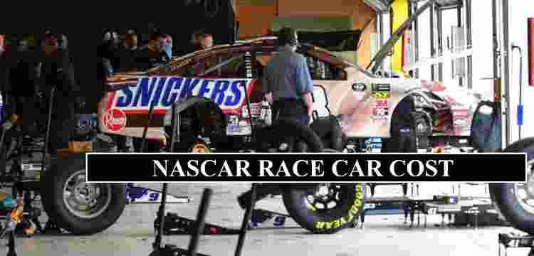 NASCAR Race Car Cost