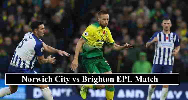 Norwich vs Brighton Stream