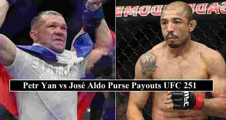 Yan Aldo purse payouts
