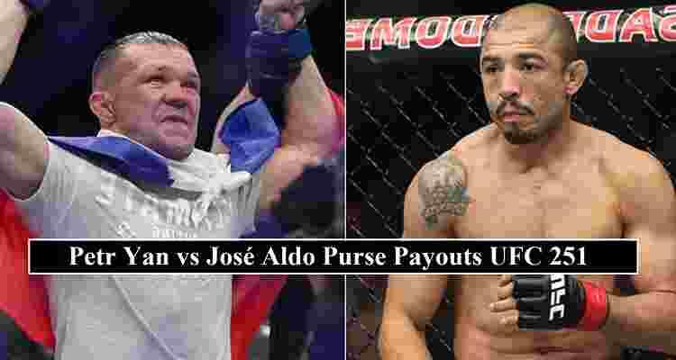 Yan Aldo purse payouts