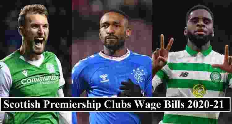 Scottish Premiership Wage Bills