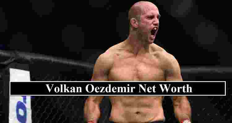 Volkan Oezdemir net worth
