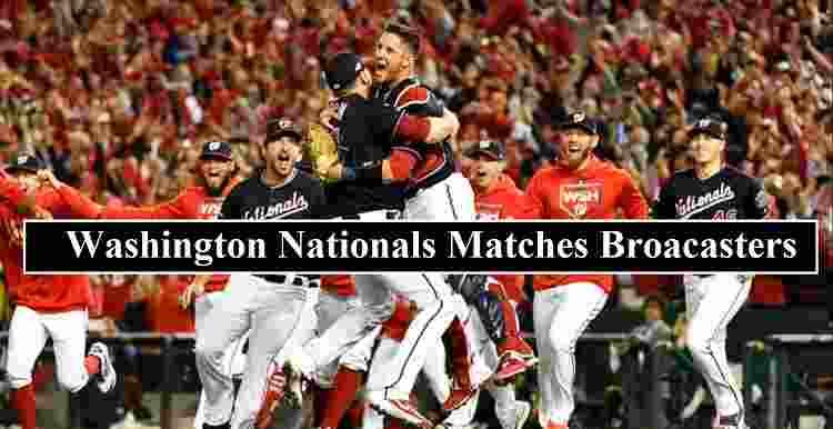 Washington Nationals Stream