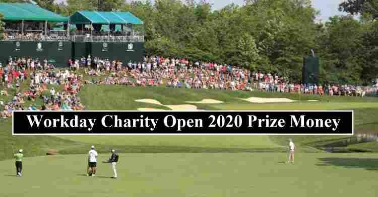 Workday Charity Open Prize