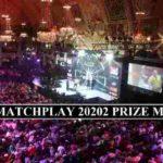World Matchplay 2020 Prize