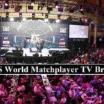World Matchplay Stream Darts
