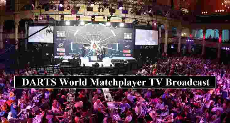 World Matchplay Stream Darts