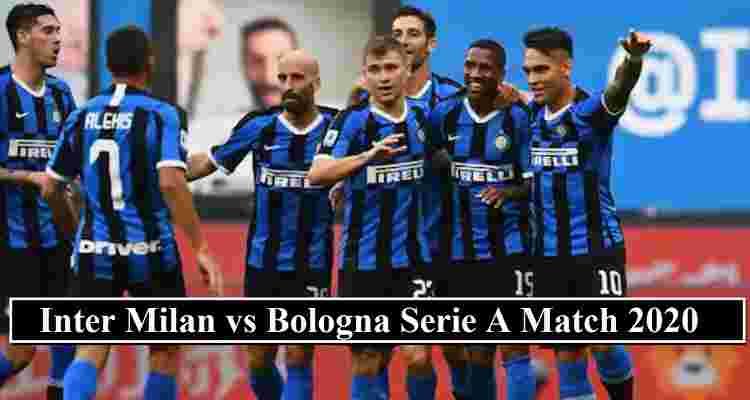 inter milan vs Bologna stream