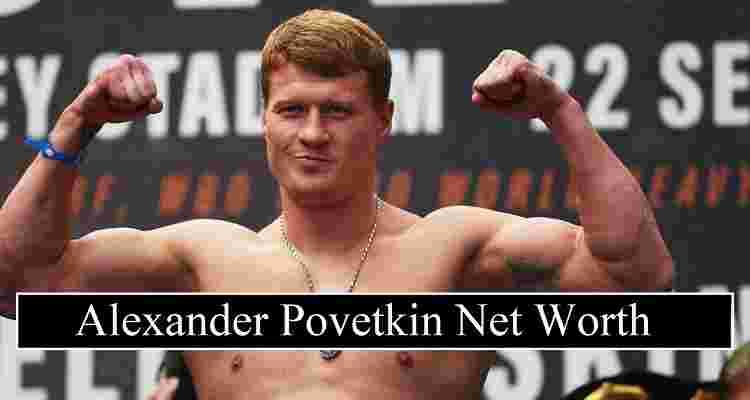 Alexander Povetkin net worth