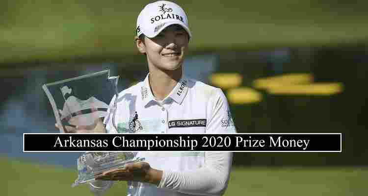 Arkansas Championship 2020 Prize