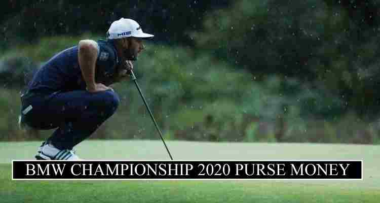 Bmw Championship 2020 Prize Money Each Golfers Payouts Confirmed
