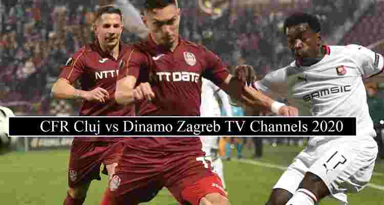 Cfr Cluj Vs Dinamo Zagreb Live Stream Free Channels Broadcasters