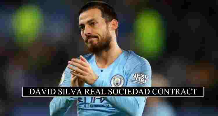 David Silva Contract Deal