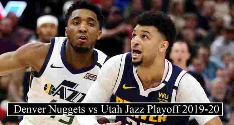 Denver Nuggets Jazz stream