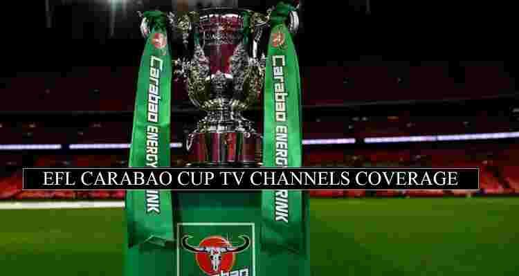 EFL Cup Live Stream