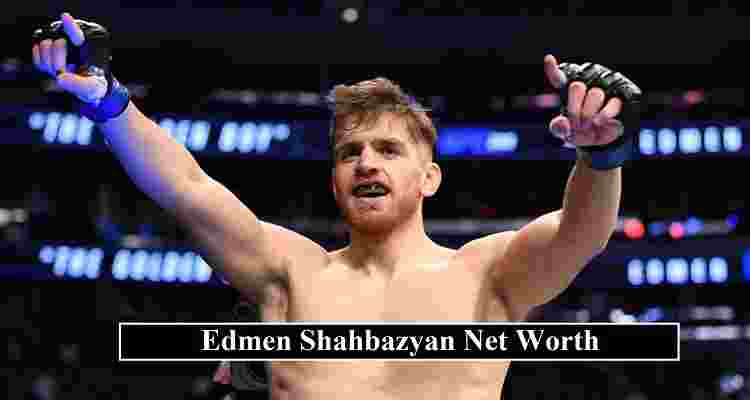 Edmen Shahbazyan Net Worth