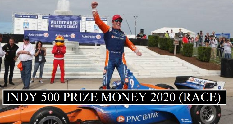 Indianapolis 500 Prize Money