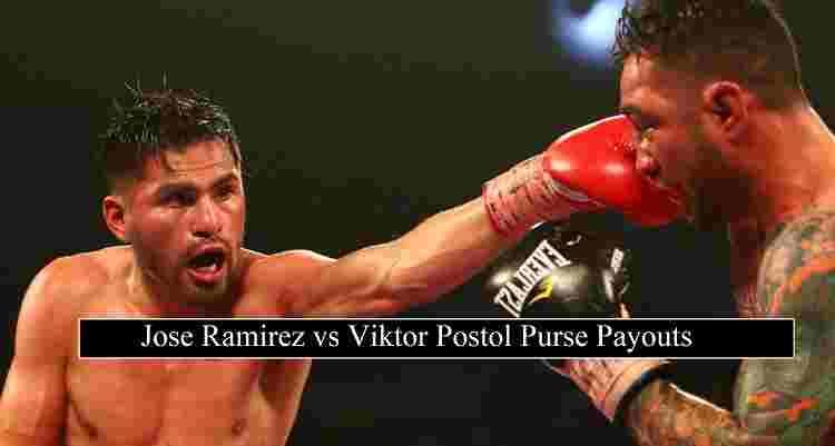Ramirez Postol purse payouts