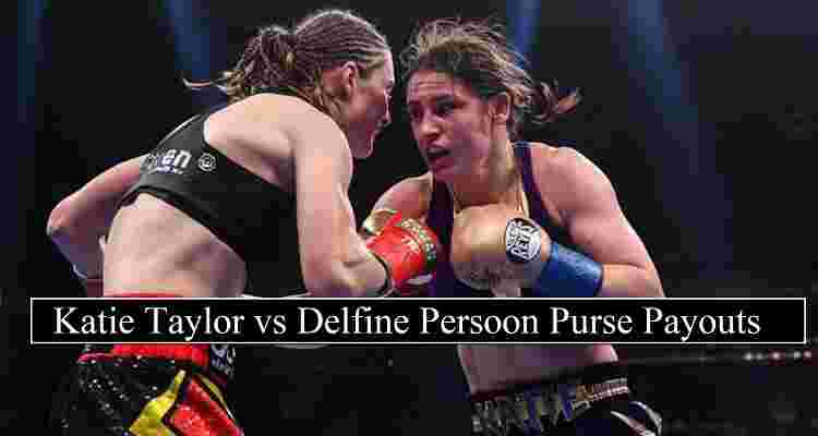 Taylor Persoon Purse Payouts