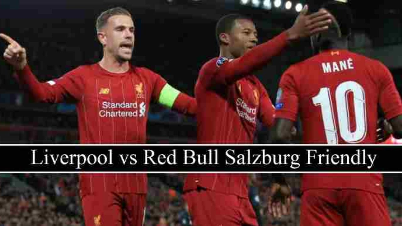 Liverpool Vs Rb Salzburg Live Stream Free Channels Broadcasters