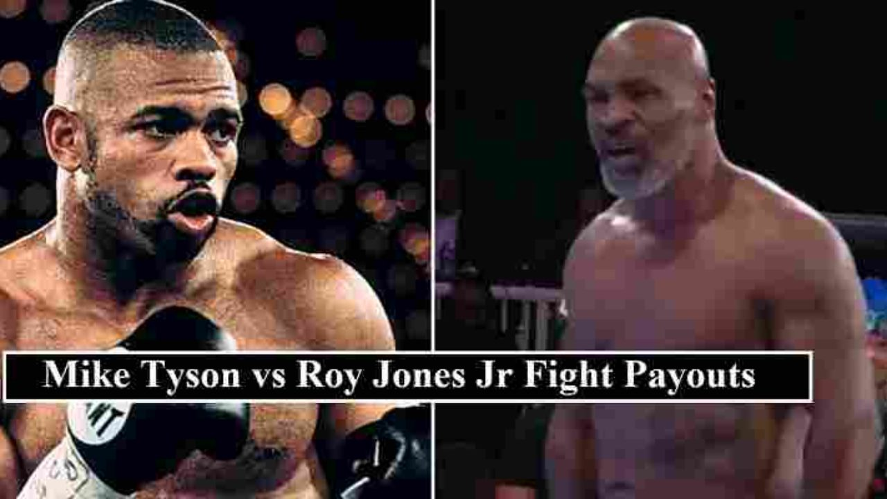 15+ Mike Tyson Vs Roy Jones Jr Press Conference