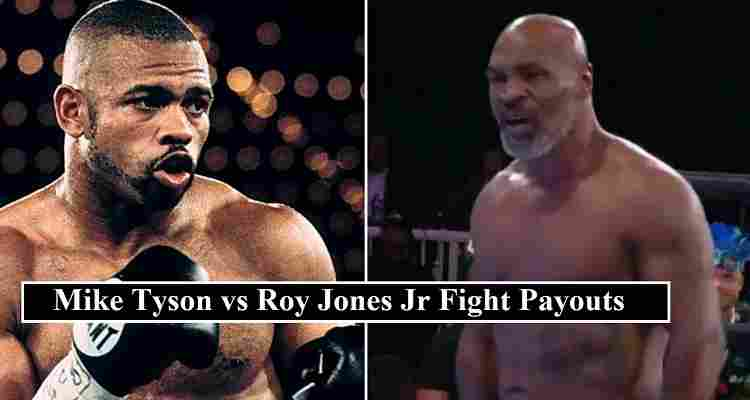 Tyson Jones Jr Purse Payouts